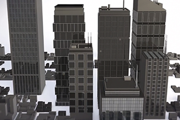 The City of London Animation