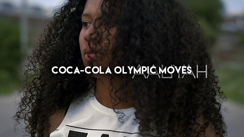 Coca-Cola Olympic Moves