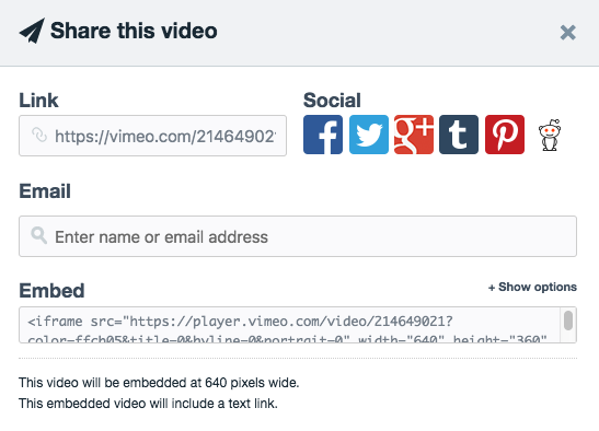 How To Set A Vimeo Video To Autoplay - Bold Content Video Production