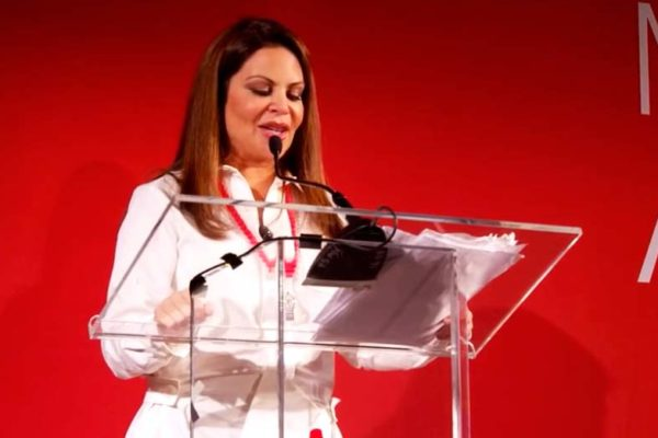 Nely Galan in 5by20 Coca Cola Documentary by Bold Content