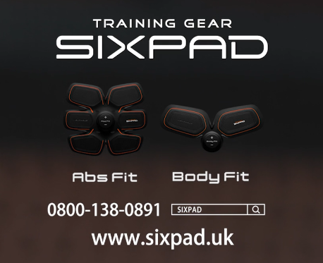 SixPad product poster