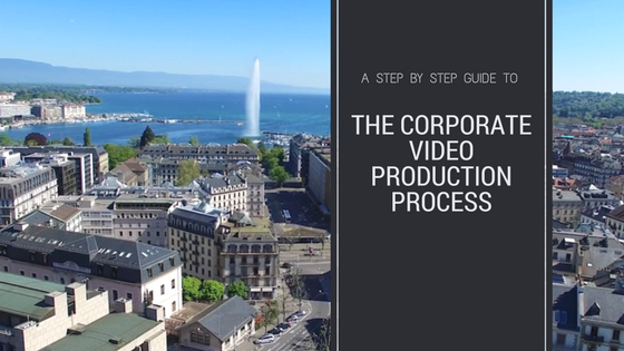 A Step By Step Guide To The Corporate Video Production Process