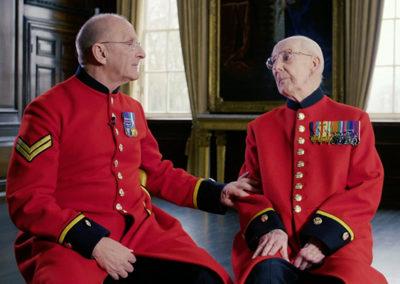 Chelsea Pensioners' Jokes