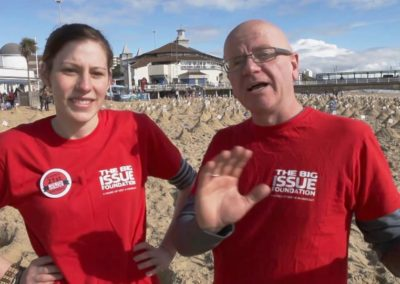The Big Issue: Sandcastles