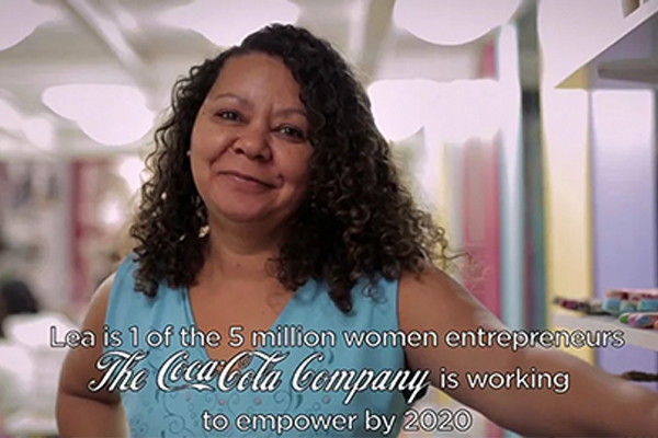 Coca-Cola Documentaries Lea by Bold Content