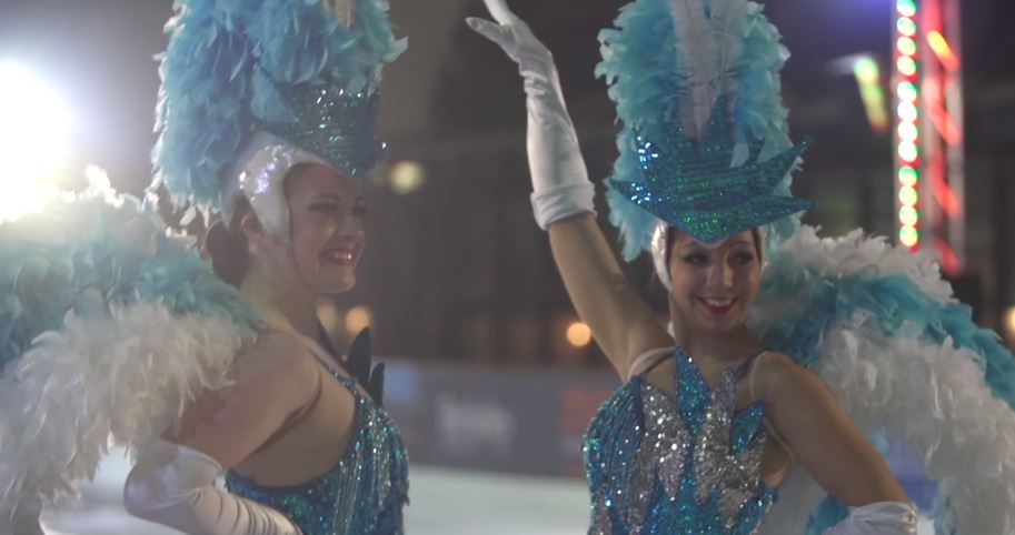 "Broadgate Ice Rink ""Skate In The City"" Case Study"