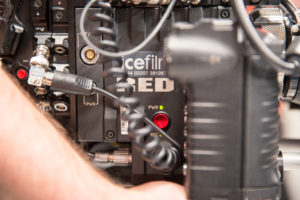 Red Camera Commercial