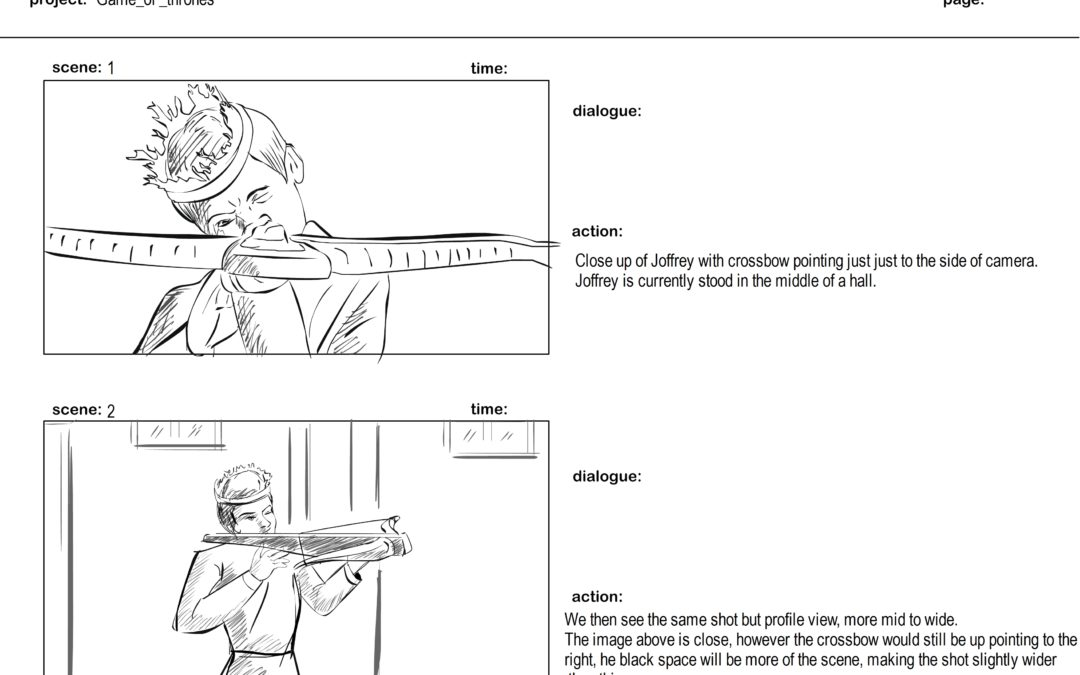 How To  Use Storyboards To Create A Successful Corporate Video