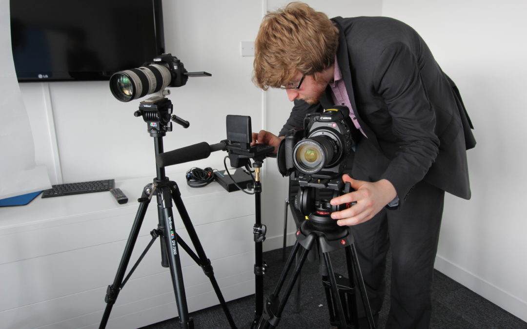 What Are the Benefits of Using Different Shots on a Corporate Video Shoot?