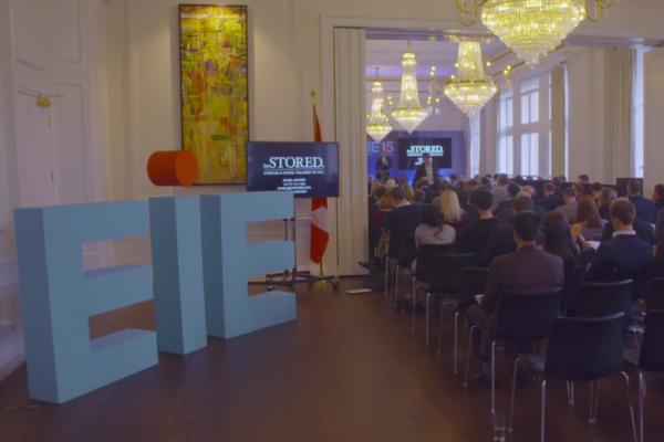 EIE Start up Investment London Event Video