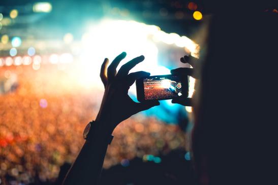 Instagram Video Of Concert