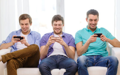 16 – 24 Year Old's Watch More Video On Smartphones Than TV + More Findings From New AdReaction Study