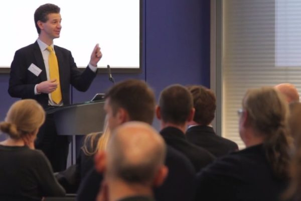 Build Upon Event Launch Video For UKGBC