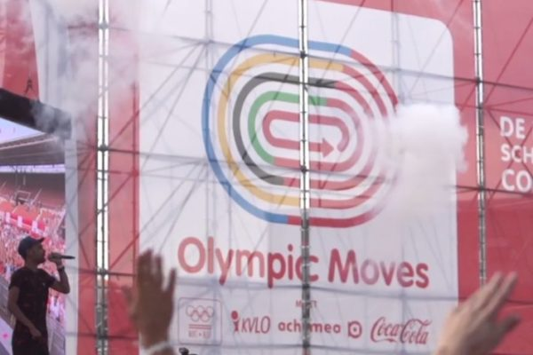 Olympic Moves Coca-Cola Healthy Living