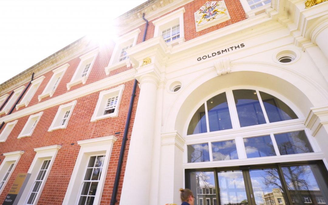 Goldsmiths University Career Videos [CASE STUDY]