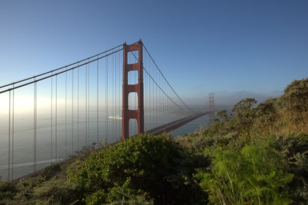 Travel Video Golden Gate Bridge San Francisco