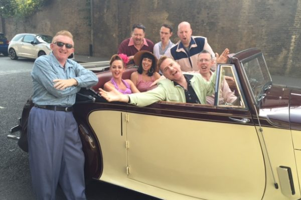 Lovin' Life With The Jive Aces: The Making Of The Music Video