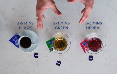 Tetley Tea Masters Training Video