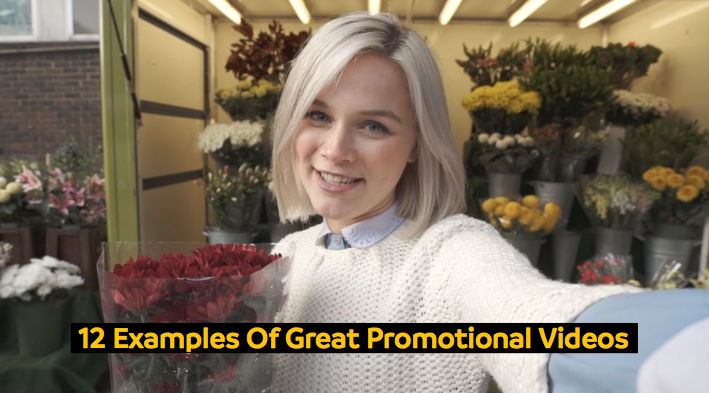 12 Examples Of Great Promotional Videos