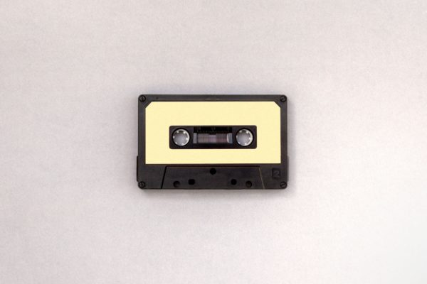 Old style cassette