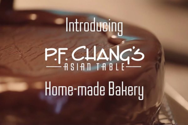 P.F. Chang's Asian Table title screen from a Bold Content video