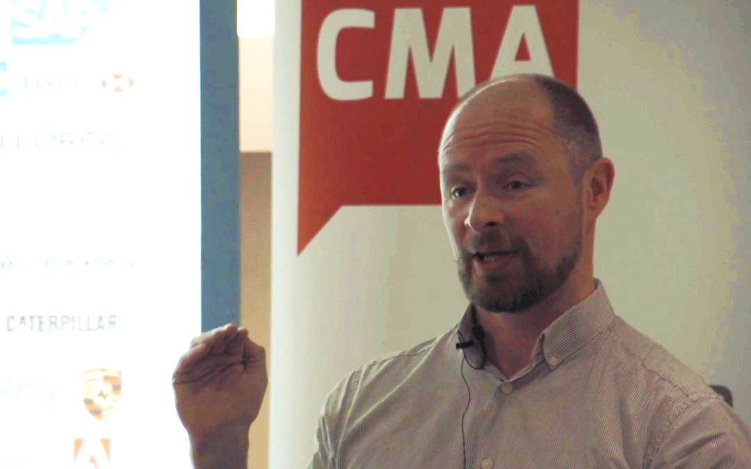 The Case for Content – Lance Concannon, MD for Sysomos, Discusses at CMA Digital Breakfast [VIDEO]