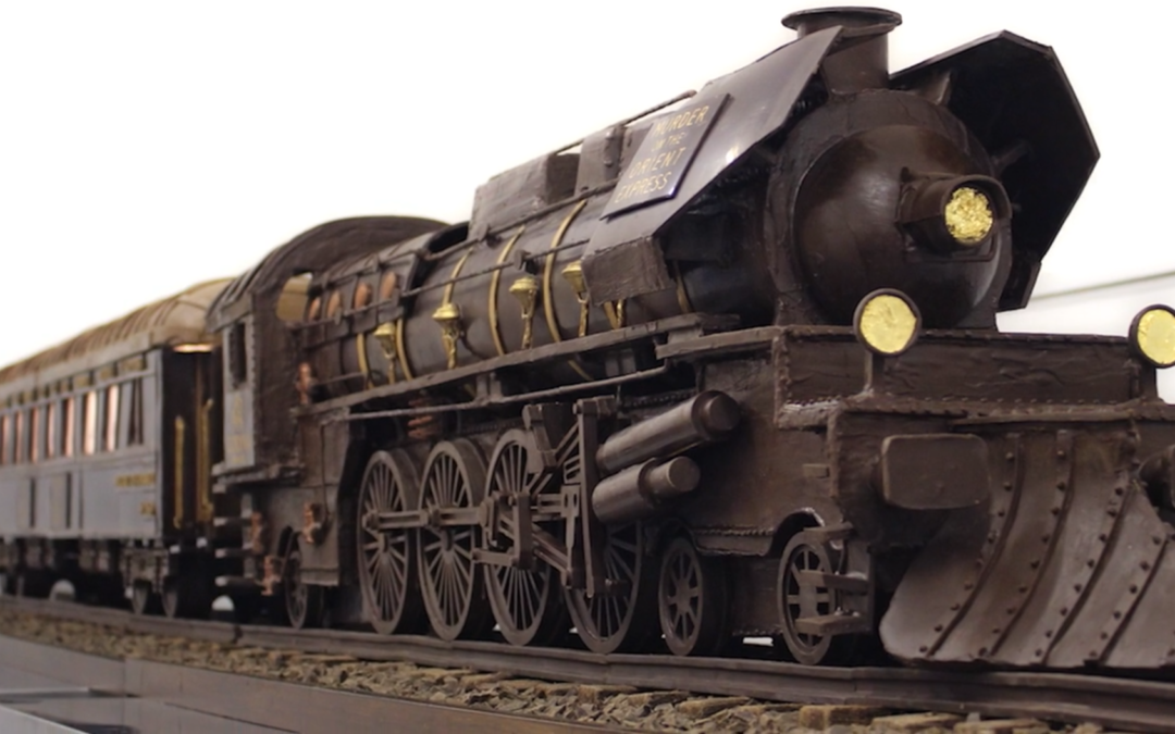 Case Study: Our 'Chocolate Train' Video for Godiva
