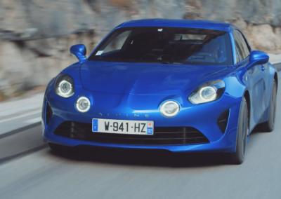 Top Gear – Renault Alpine Story