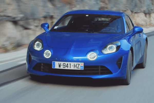 top gear magazine alpine 110