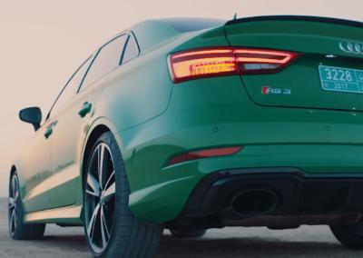 DriveTribe Audi RS3 in Oman