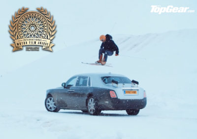 Top Gear – Rolls Royce Phantom