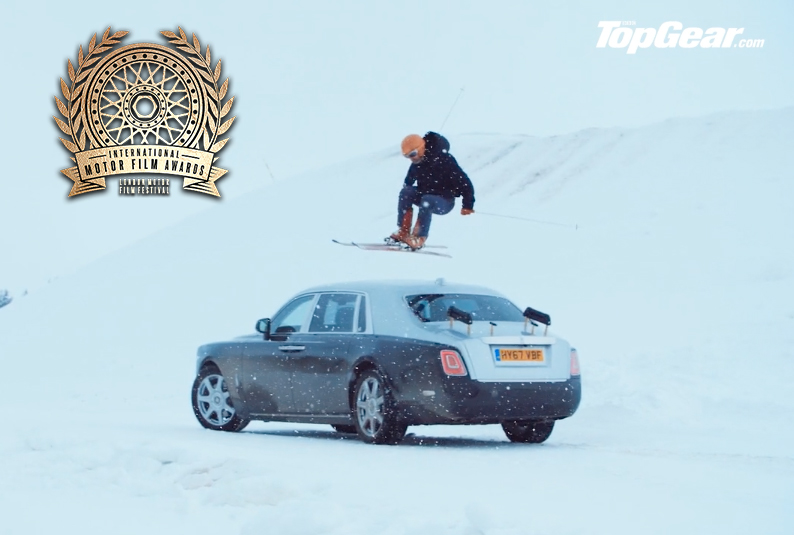 Top Gear - Rolls Royce Phantom - Bold Content Video Production