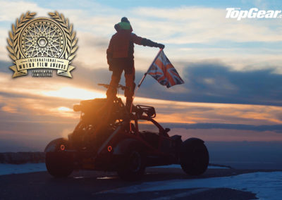 Top Gear – Ariel Nomad