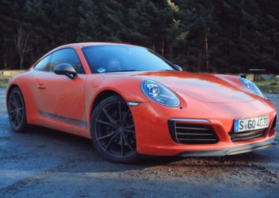Porsche Carrera T. Review for Carfection