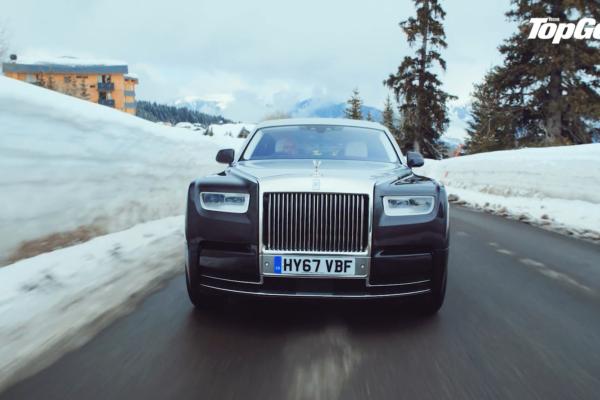 Top Gear: The Rolls-Royce Phantom