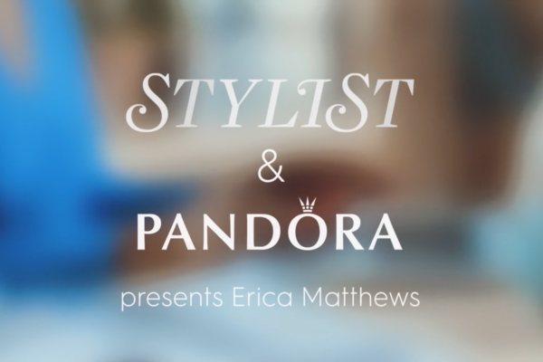 Pandora Jewellery title card form Bold Content's video