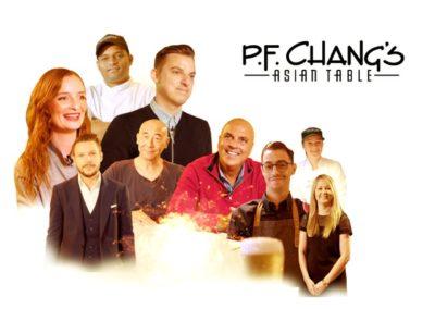 P.F. Chang's Food Documentary