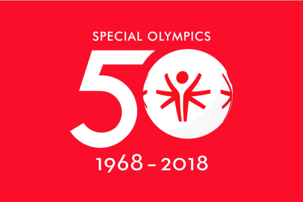 Coca Cola Special Olympics 50 title screen
