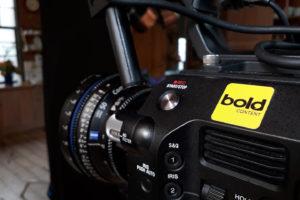Bold Content FS7 camera