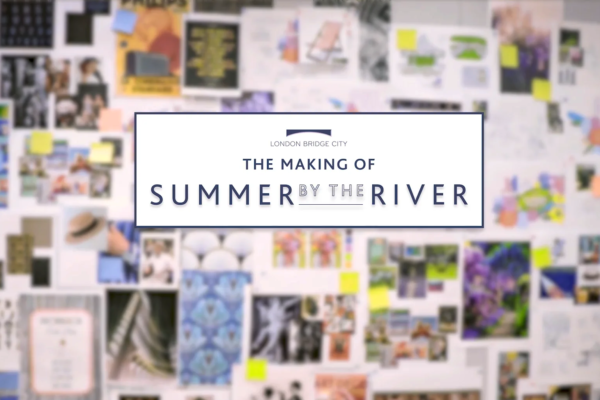 Summer By The River opening titles form Bold Content's video