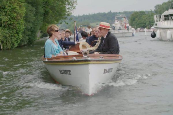 River boat Henley