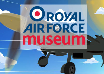 RAF Museum Reopening Safety Video