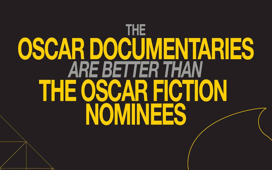 The Oscar-Nominated Documentaries 2021
